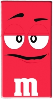Coque M&M's Rouge iPhone, Samsung, Huawei