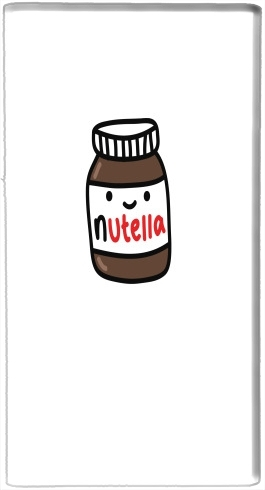 batterie motif Nutella