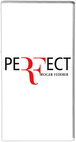 batterie motif Perfect as Roger Federer