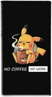 batterie motif Pikachu Coffee Addict