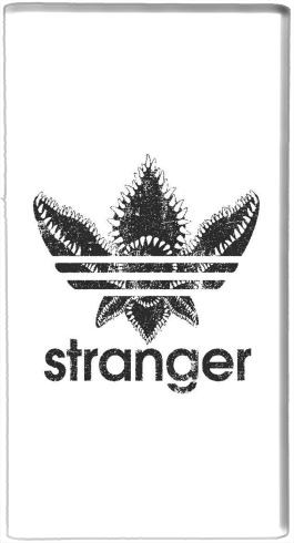 batterie motif Stranger Things Demogorgon Monstre Parodie Adidas Logo Serie TV