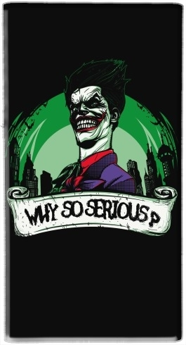 batterie motif Why So Serious ??