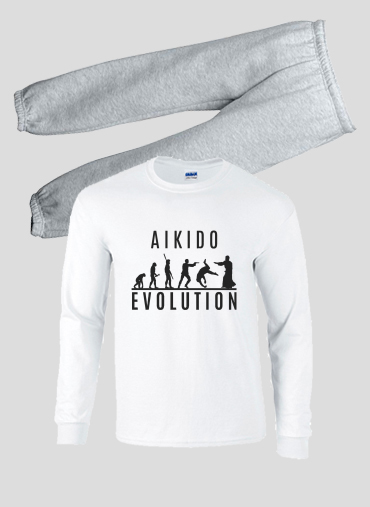 Pyjama Aikido Evolution