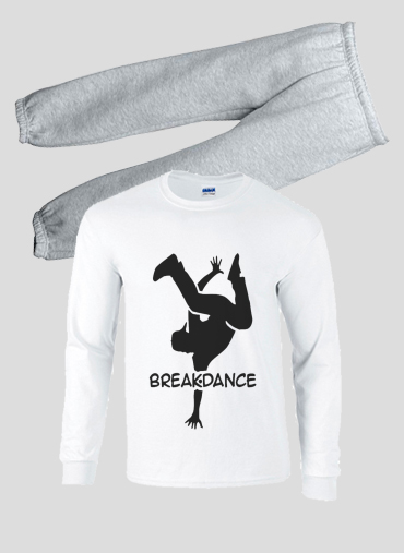 pyjama Break Dance