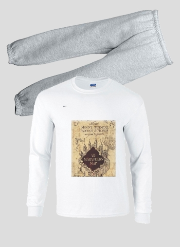 Marauder Shirt Navigation T Harry Enfant Potter Carte TOZPkXiuw