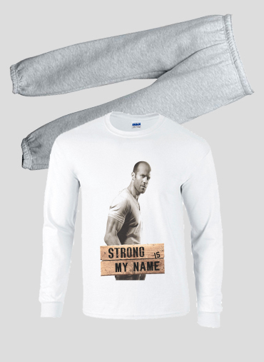 pyjama Jason statham Strong is my name