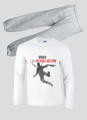 pyjama Just Cause Viva La Demolition