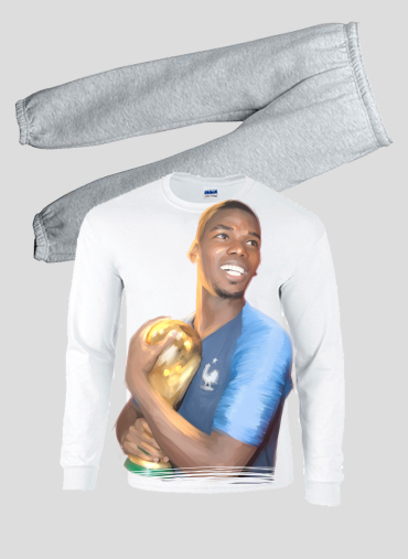 Pyjama Paul France FiersdetreBleus