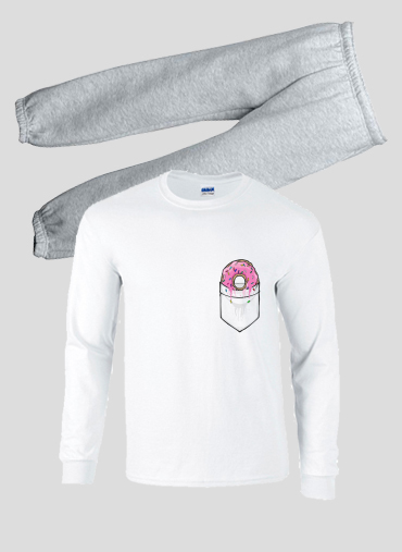 pyjama Pocket Collection: Donut Springfield