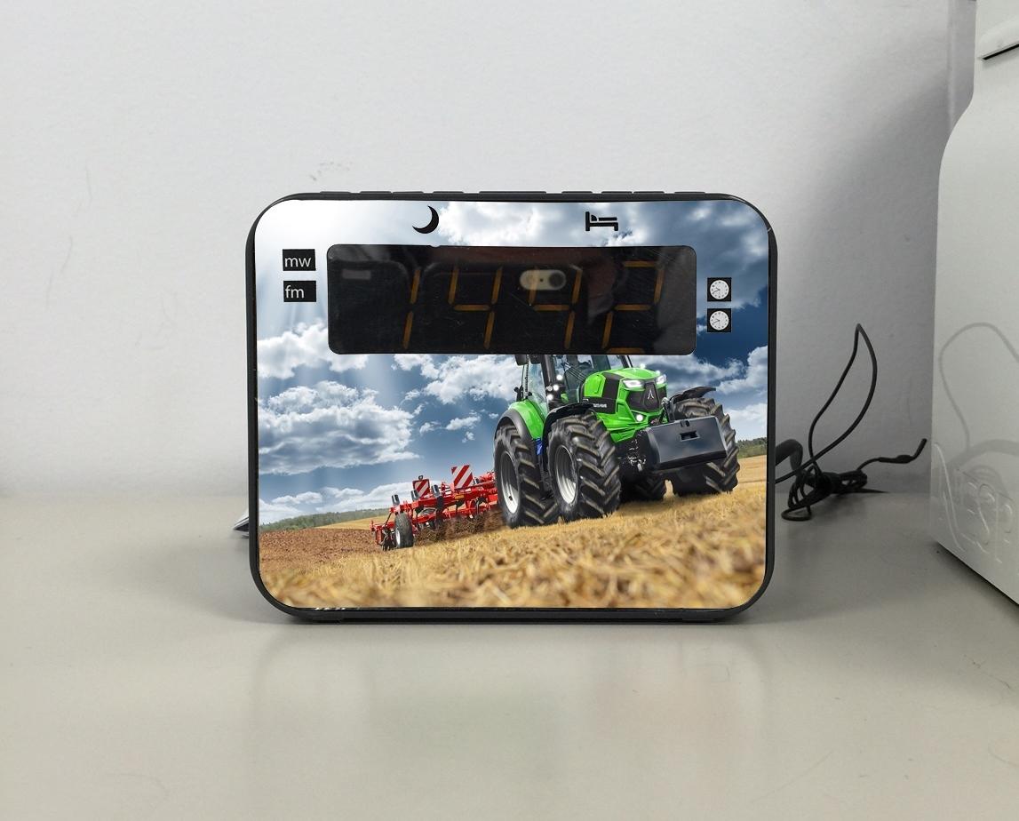 Radio réveil deutz fahr tractor