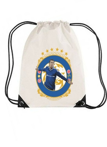 sac de sport Blue Lion Hazard avec cordon