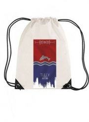 sac de sport Flag House Tully avec cordon