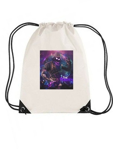 sac de sport Fortnite The Raven avec cordon