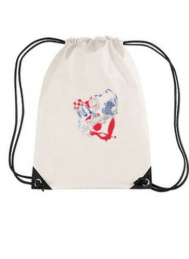 sac de sport Insane Queen avec cordon