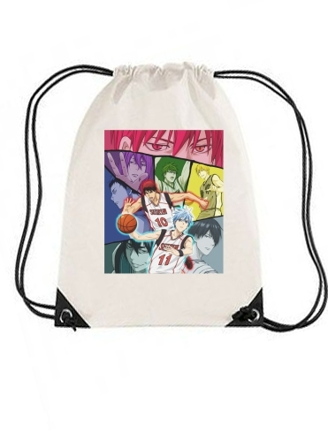 sac de sport Kuroko no basket Generation of miracles avec cordon