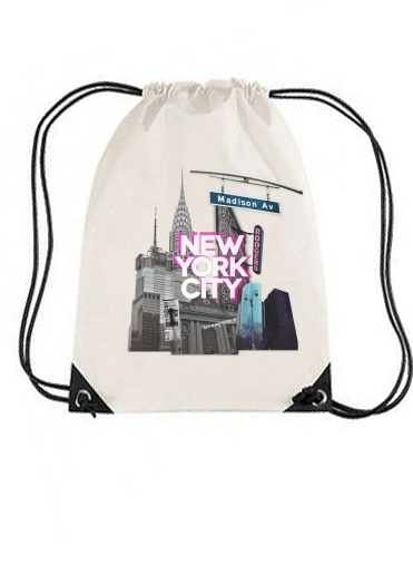 Sac New York City II [pink]