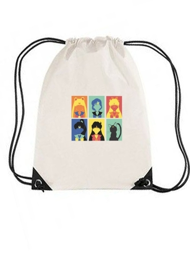 sac de sport Sailor pop avec cordon