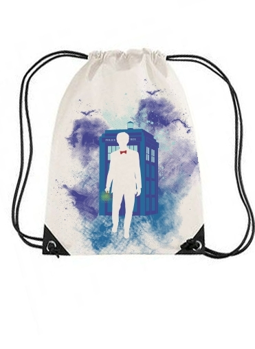 sac de sport Who Space avec cordon