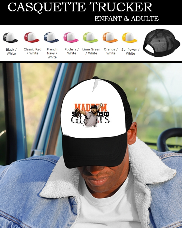 casquette MLB Stars: Madison Bumgarner - Giants San Francisco