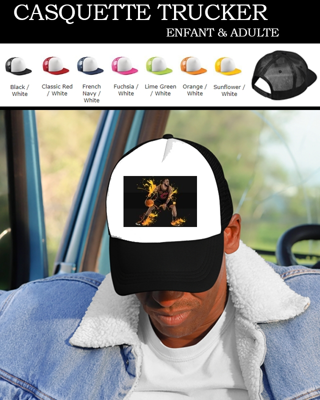 casquette The King James