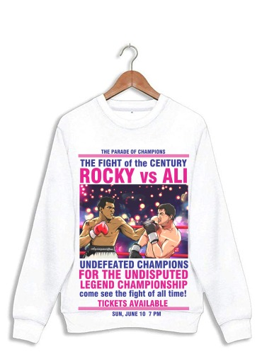 sweat Ali vs Rocky