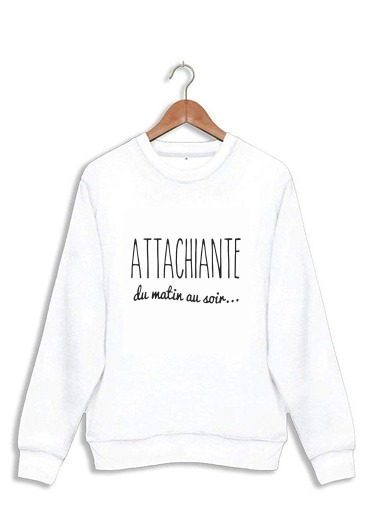 sweat Attachiante du matin au soir