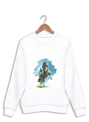 sweat Epona Horse with Link