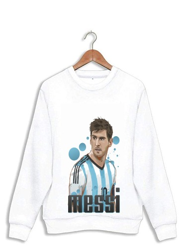 sweat Lionel Messi - Argentine
