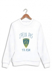 sweat Je peux pas ya ASM - Rugby Clermont Auvergne