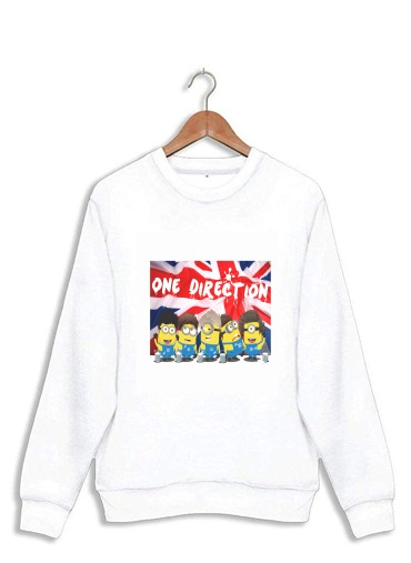 sweat Minions mashup One Direction 1D