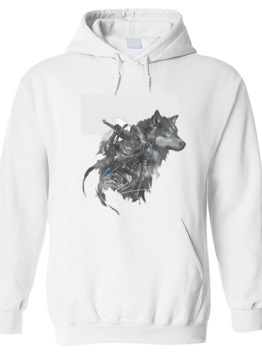 pull capuche hoodie artorias and sif