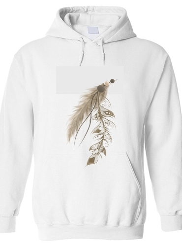 sweat Boho Feather
