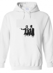 pull capuche hoodie Divine Monkey Intervention