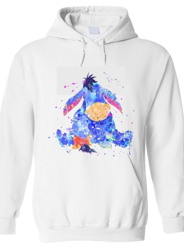 Sweat-shirt Bourriquet Water color style