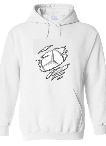pull capuche hoodie Fan Driver Mercedes GriffeSport