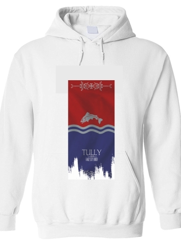 pull capuche hoodie Flag House Tully