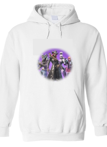 pull capuche hoodie Fortnite Saison 6 Compagnons Animaux