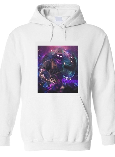 pull capuche hoodie Fortnite The Raven