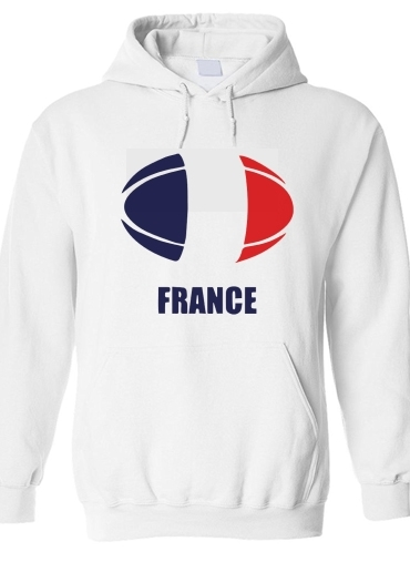 pull capuche hoodie france Rugby