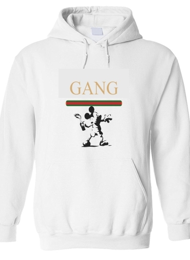pull capuche hoodie Gang Mouse