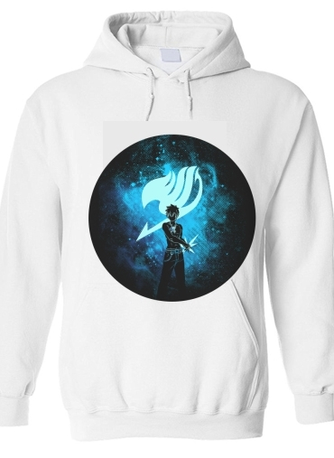 pull capuche hoodie Grey Fullbuster - Fairy Tail