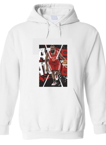 pull capuche hoodie James Harden Basketball Legend