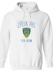pull capuche hoodie Je peux pas ya ASM - Rugby Clermont Auvergne