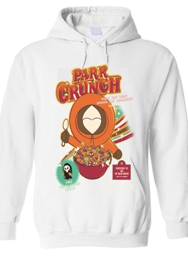 pull capuche hoodie Kenny crunch