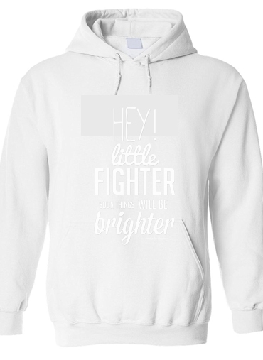 pull capuche hoodie Little Fighter