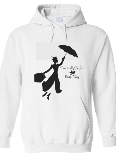 pull capuche hoodie Mary Poppins Perfect in every way