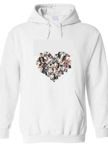 Sweat-shirt Matt Pokora