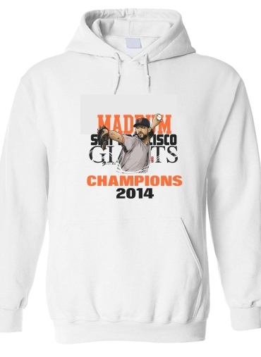 pull capuche hoodie MLB Stars: Madison Bumgarner - Giants San Francisco