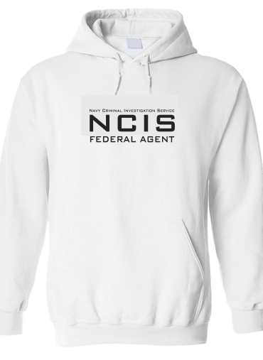 pull capuche hoodie NCIS federal Agent
