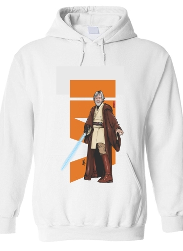 pull capuche hoodie Old Master Jedi